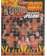 Lucha Libre Lot #2 WWE Hector Garza La Parka Pierroth Vampiro Tarzan Boy... - $35.95