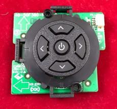 TCL 55US5800 Key Control 40-50F380-KEC2LG Button board - $4.00