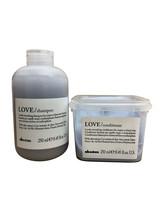 Davines Love Smoothing Shampoo & Conditioner Set 8.45 OZ Each - $59.98