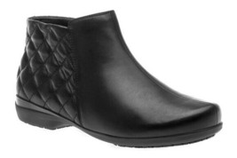 Abeo 24/7 Aria Ankle Booties Black Size US 8.5 Slip Resistant  ()5008 - $80.00