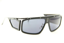 New Carrera Facer 8072K Black Authentic Frames Sunglasses 62-15 - $115.50