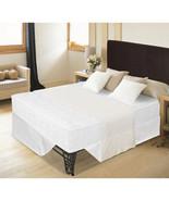 "8"" Tight Top Spring Mattress & Bed Frame Set QU... - $414.99"
