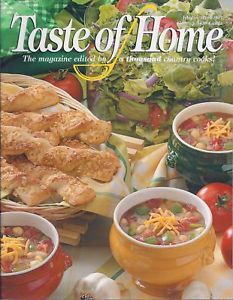 Primary image for Taste of Home Magazine February/March 2003