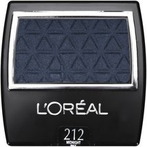 L'Oreal Paris Studio Secrets Pro Eye Shadow Single, Midnight Sky 212 - $22.00