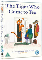The Tiger Who Came to Tea 2019 Children's Animated Movie New DVD *REGION 2* - $19.95