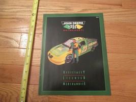John Deere Motorsports Officially Licensed Merchan Vintage Dealer sales ... - $14.99