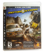 MotorStorm PS3 / Playstation 3 (2007) Video Game * Road Racing * Tested ... - $4.88