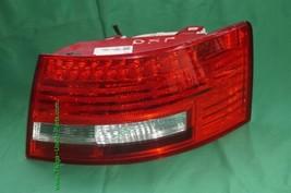 05-08 Audi A6 Tail Light Lamp LED Passenger Right Side RH
