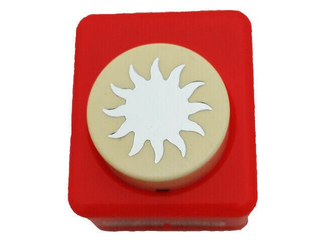 Sunburst Punch, 1 Inch in Diameter