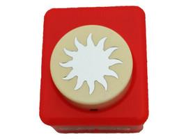 Sunburst Punch, 1 Inch in Diameter image 1
