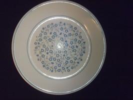 "Set of 4 Corelle Blue Heather LUNCHEON DESSERT SALAD PLATES 8.5"" - $23.36"