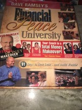 NEW 2006 Dave Ramsey Financial Peace University Kit Total Money Makeover... - $78.21