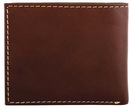 Tommy Hilfiger Men's Logan Bifold Zipper Coin Credit Card ID Wallet 31TL220036 image 2