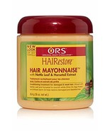 ORS HAIRestore Hair Mayonnaise with Nettle Leaf and Horsetail Extract - $9.30