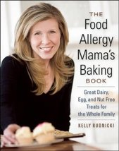 The Food Allergy Mama's Baking Book: Great Dairy-, Egg-, and Nut-Free Tr... - $8.25