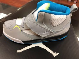 JORDAN FLIGHT 45 HIGH TD LITTLE KIDS SIZE 10 - $42.50