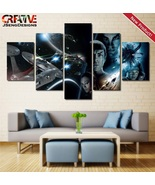 Star Trek Movie Wall Art Painting Canvas Space Poster Home Decor Print 5... - $40.00+