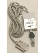 Brother Model PCI-1 PC to Fax Machine Line Cable Cord Link Connect Tested - $8.89