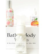 Bath and Body Works Georgia Peach Room Perfume, Wallflower Refill,  Whit... - $21.62