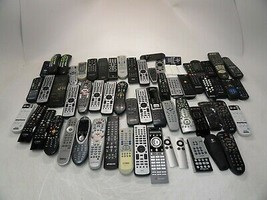 Lot of 65 Mix Audio Video AV TV Cable Box Remote Controls - $639.20