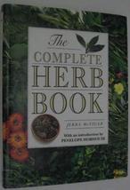 The Complete Herb Book [Jul 01, 1999] Mcvicar, Jekka