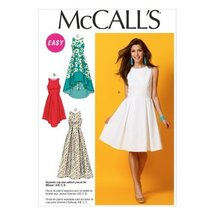"McCall Pattern Company M6953 Misses' Dresses, Size E5 ""14-16-18-20-22"" - $14.21"