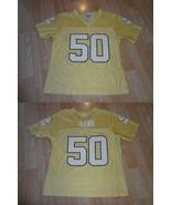 Women's Green Bay Packers AJ Hawk M (Yellow) Jersey - $11.29