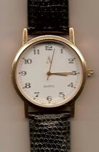 Black Avon Quartz Watch  Unisex - $8.00