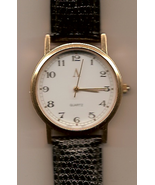 Black Avon Quartz Watch  Unisex - $8.00