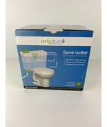 Brondell Perfect Flush Dual Flush Upgrade Push Button Conversion Kit Wat... - $39.59