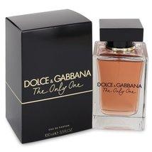 Dolce & Gabbana The Only One Perfume 3.3 Oz Eau De Parfum Spray image 3