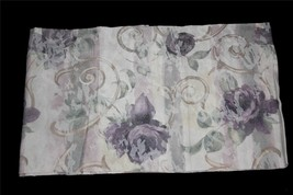"2 CHAMBORD CASSIS 87"" x 17-1/2"" Valances Excellent Condition Appear Unus... - $64.99"