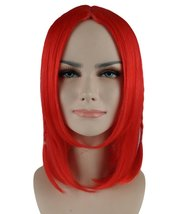Swamp Queen Adult Wig - Red HW-519 - $26.99