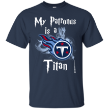 My Patronus Is A Tennessee Titans NFL TShirts - $19.95+