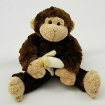 "Gund Mambo Monkey Plush 31038 with Banana Stuffed Toy Animal Lovey 10"" - $14.84"
