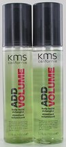 KMS Add Volume Body Build Detangler 5.1oz Pack Of 2 - $29.69