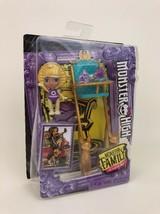 """Monster High Monster Family of Cleo De Nile Sandy De Nile 2.5"""" Doll New ... - $16.88"""
