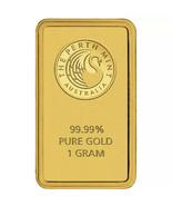 1 Gram Perth Mint Gold Bar (New w/ Assay) - $120.00