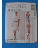 Petite-Able McCALLS Woman's Day Collection 8154 Pattern Size - $4.95