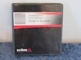 Video Sphere StrataSphere Video Editing Post Production Software Scitex  - $94.11