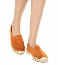 Chloe Lauren Flat Scalloped Espadrille Shoes Size 41 MSRP: $495.00 - £267.32 GBP