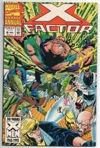 X-Factor Annual #8 FN/VF 1993 Marvel Comic Book - $2.99