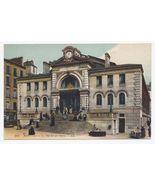 c1910 - Nantes, France – The Supply Market  - Unused  - $4.99