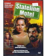 STATELINE MOTEL Eli Wallach, Ursula, Barbara Bach  new never opened - $0.75