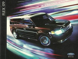 2009 Ford FLEX sales brochure catalog US 09 SE SEL Limited - $8.00