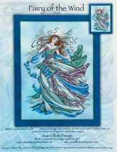 Joan Elliott Cross Stitch Patterns Fairy of the Wind Cinderella Fairy Bi... - $13.30+