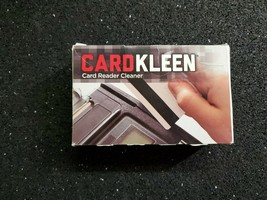 Read Right® CardKleen Presaturated Magnetic Head Cleaning Cards,  25 cards - $21.00