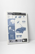 """How To Turn Back The Odometer by Steve Thomas Gallery Wrapped Canvas 16""""x20"""" - $44.50"""