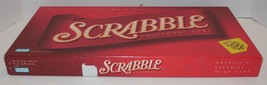 2001 Hasbro Parker brothers Scrabble 100% Complete Board Game - $7.25