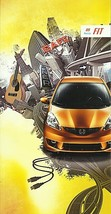 2009 Honda FIT sales brochure catalog 09 US Jazz Sport GO - $7.00